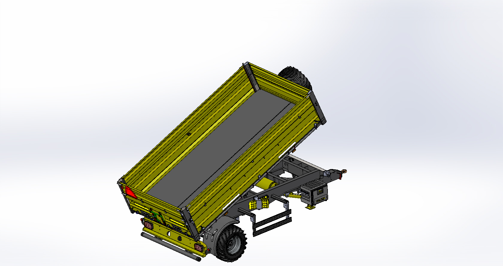 CURSO DE SOLIDWORKS REMOLQUES TRAILER