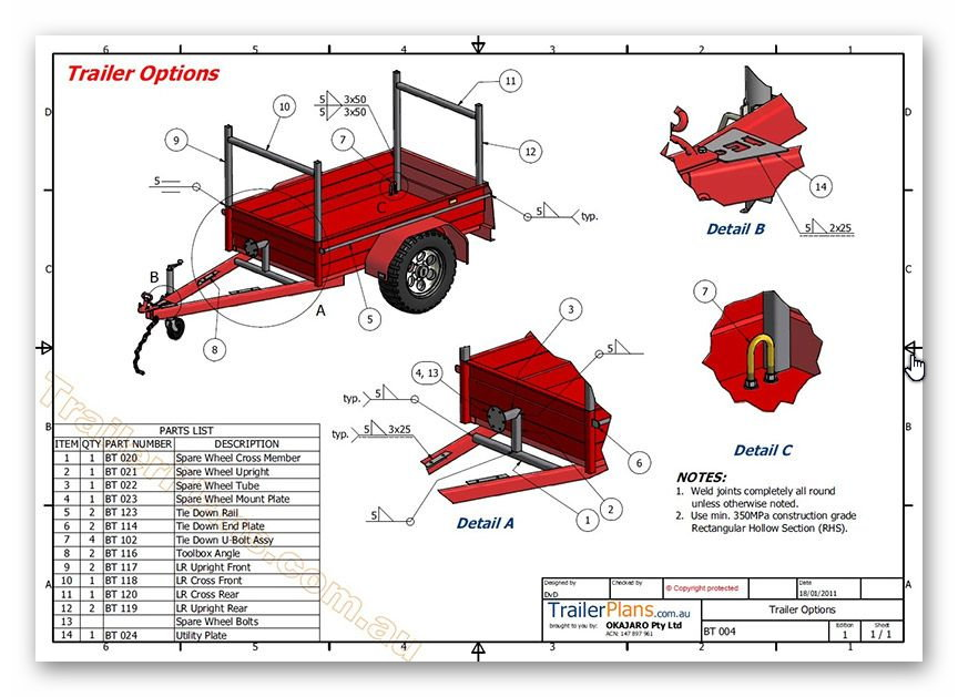 curso de solidworks remolques trailers
